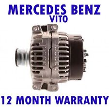 MERCEDES BENZ - VITO - BUS - BOX (638) 2.2 1999 2000 2001 - 2003 RMFD ALTERNATOR
