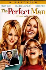 BRAND NEW DVD // The Perfect Man // Hilary Duff   , Heather Locklear,Chris Noth