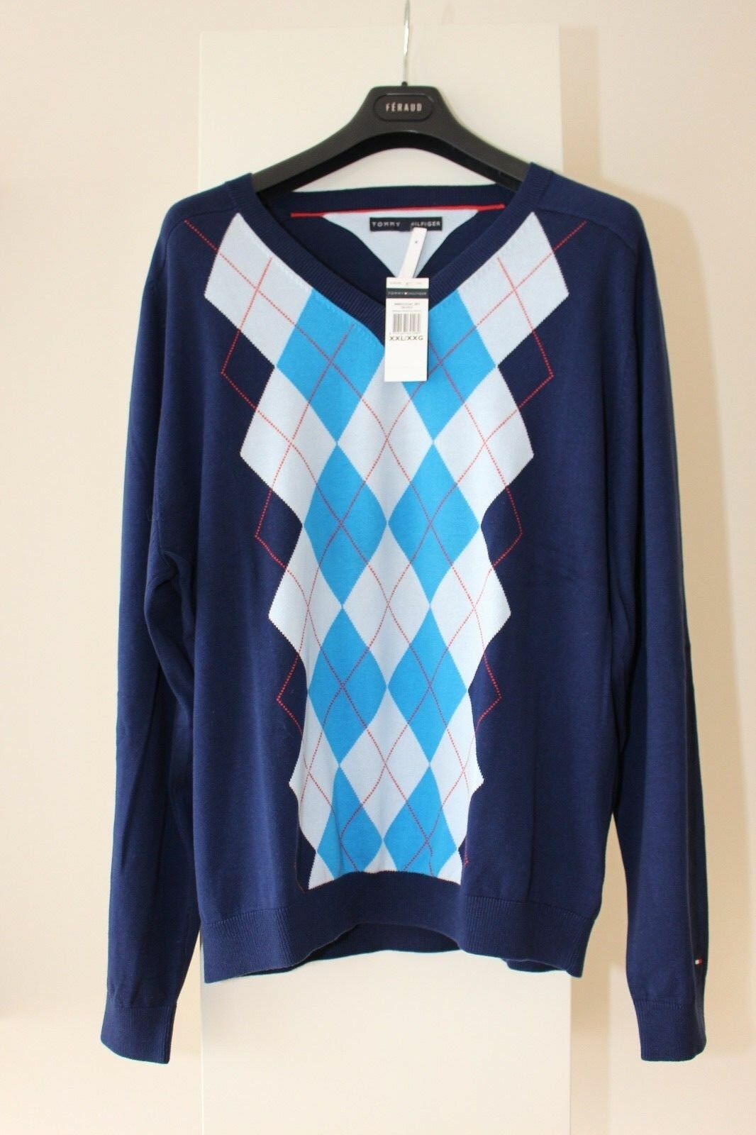 Original Tommy Hilfiger Long Sleeve Pullover XXL NEU