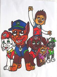 gabis window color bilder deko kinderzimmer lustiger hund