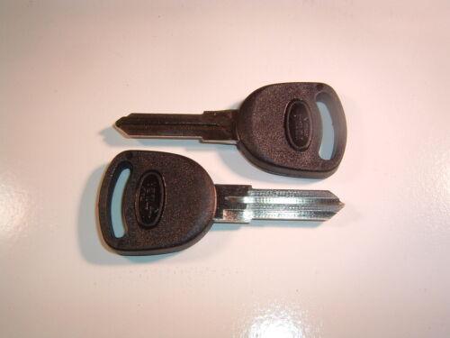 FORD CAPRI MK2 MK3 2.8i 3000 S JPS Brooklands Tickford TC TX gamme Key Blank