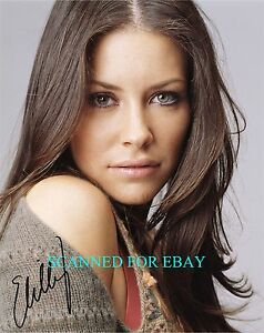 EVANGELINE LILLY SIGNED AUTOGRAPHED 8x10 RP PHOTO LOST HURT LOCKER BEAUTIFUL