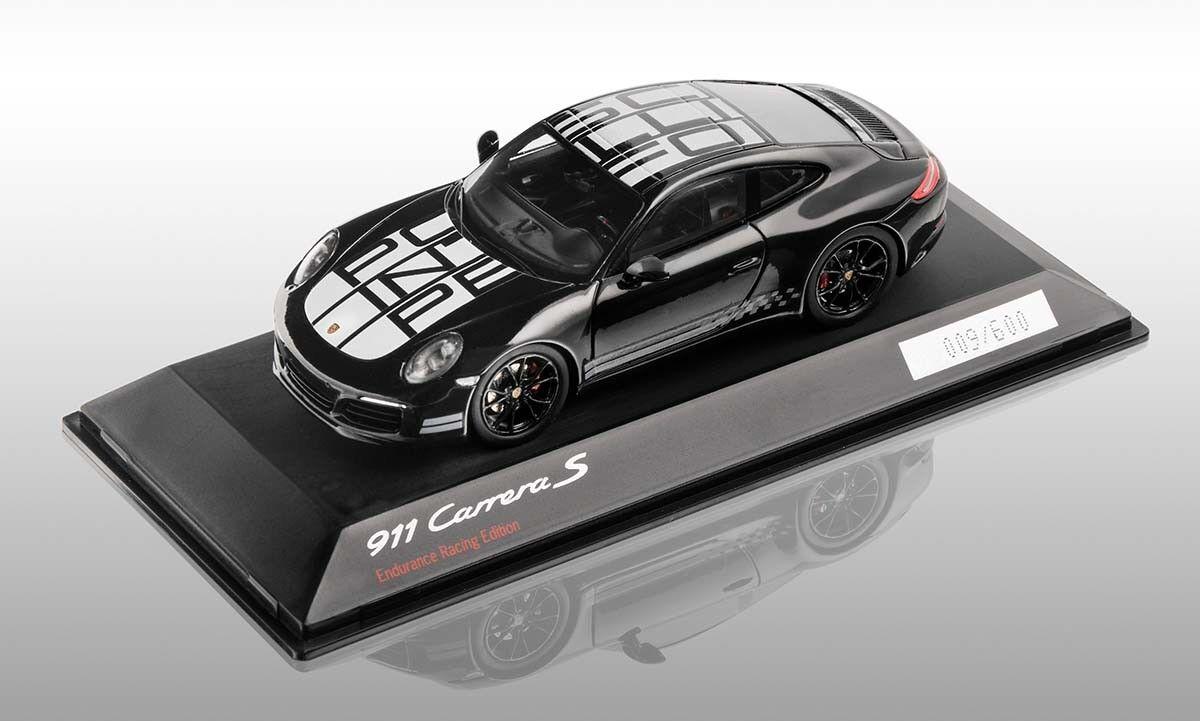 Porsche 911 (991 II) Carrera S ENDURANCE RACING EDITION, noir-Spark 1 43