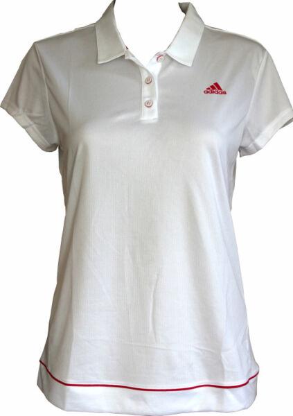 adidas Tennisbekleidung / Adidas Damen Poloshirt weiß, T Shirt
