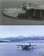 Short Sunderland Coastal Command Flying Boats DVD rare period archive films Sea