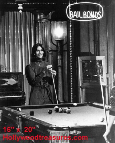 Charlies Angels~Shooting Pool~Playing Pool~Billiards~16 x 20~Poster~ Photo