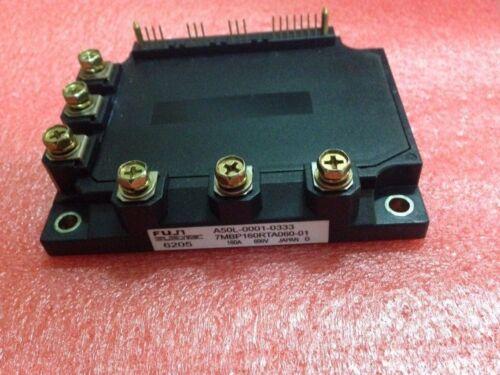 1 pcs  7MBP160RTA060-01 FUJI IGBT MODULE 7MBP160RTA06001  A50L-0001-0333