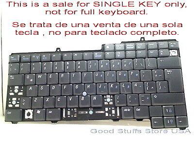Single Key Replacement Dell A183 KFRMB2 0H4406 US K//B Latitude D610 D810 M20 M70