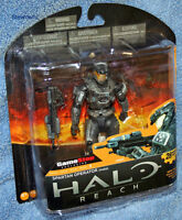 Mcfarlane Halo Reach Spartan Operator Steel Exclusive Action Figure