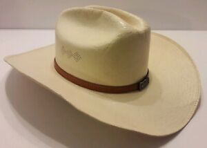 742aab3a46c Mexican Cowboy Hat Handmade in Mexico Ranger by Carlop Size 7 1 8 ...