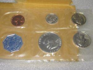 Philadelphia Mint 1963 United States Silver Proof Set