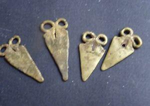 Beads Bronze Ashanti Bead Brass