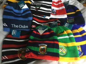 OFFICIAL ALL IRELAND GAA HAT BEANIES ALL 32 COUNTIES AVAILABLE