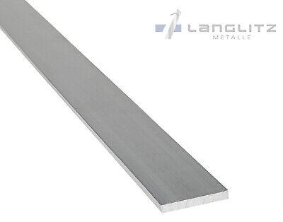 Aluminium Alu Flach Flachstange 30 x 25 mm AlMgSi0,5 *Länge bitte auswählen*