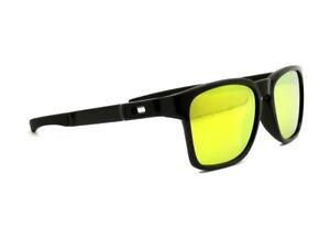 Image is loading oo9272-04-Oakley-Sunglasses-Catalyst-Polished-Black-24K- cef81fa58b