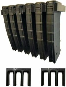 Mag Holder Home Magazine Storage Rack Solid ABS Standard PMAG Wall Mount