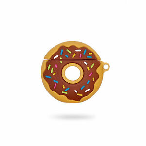 Donut-Doughnut-3D-Soft-Case-Cover-For-Apple-Airpods-Pro-1st-amp-2nd-Generation