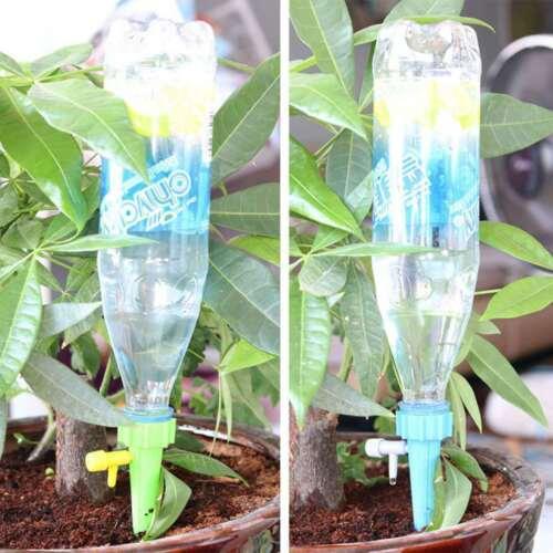12 Stk Pflanzen Wasserspender Bewässerung für Blumentöpf Gießhilfe Gießen Blumen