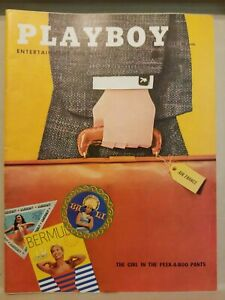 Playboy-July-1956-Very-Good-CONDITION-Free-Shipping-USA