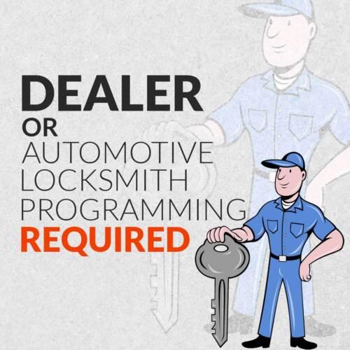 2 For 2007 2008 2009 2010 2011 2012 Nissan Pathfinder Entry Remote Car Key