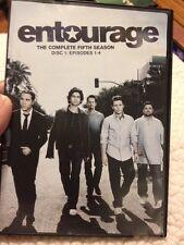Entourage Disc 1 Episodes 1-4 The Complete Fifth Season