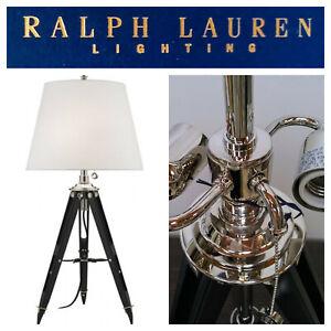 Ralph Lauren Lighting Holden Surveyors Table Lamp Tripod