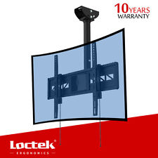 """Curved Ceiling TV Wall Mount Bracket LED LCD 4K for Samsung LG 42"""" 48 50 55 65"""""""