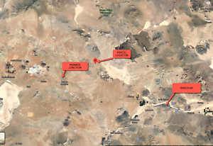 80 ACRE PARCEL 4 SALE SAN BERNARDINO COUNTY ABOUT 10 MILES FROM KRAMER JUNCTION