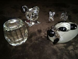 Collection-Swarovski-crystal-figurines-co
