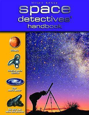 """AS NEW"" Space Detectives' Handbook (Detective Handbooks), Sue Becklake, Book"