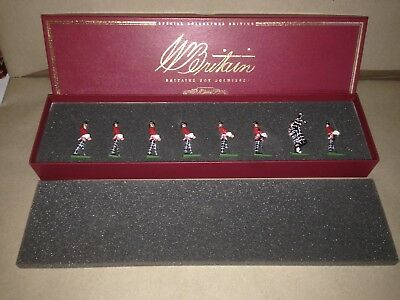 Obbiettivo Britains 00127 La Fanteria Highland Light- Materiali Accuratamente Selezionati