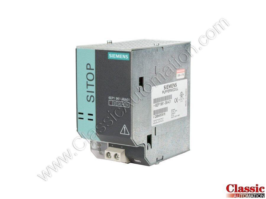 Siemens Sitop PSE201U 6EP1 961-3BA01