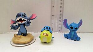 Lot-of-3-Disney-Lilo-Stitch-Mini-Figure-Toy