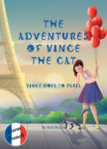 Bryant-Heidi-Adventures-Of-Vince-The-Cat-BOOKH-NUOVO