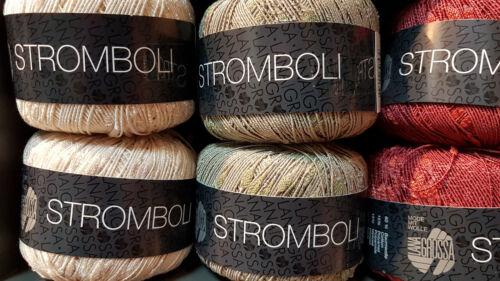 verchiedene colores para elegir Lana Grossa estrómboli