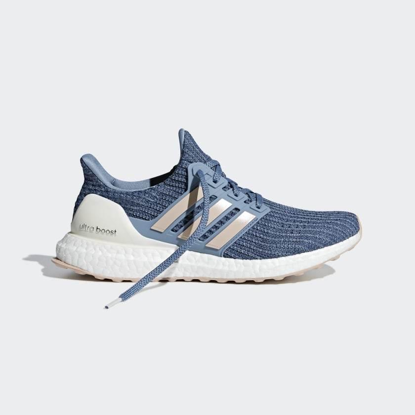 f54d25f9c5106 ... New Adidas Ultra Boost 4.0 Women Blue White BB6493 BB6493 BB6493  Ultraboost e24ecb ...
