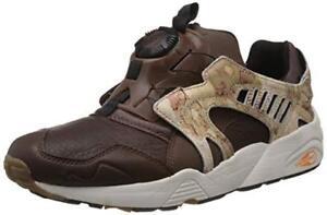 Puma-Men-039-s-Trinomic-Disc-Camo-357366-01-Fashion-Athletic-Casual-Sneakers