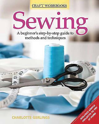 Sewing (Craft Workbook), Charlotte Gerlings, Very Good Book