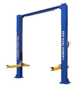 Launch Car Lift Review