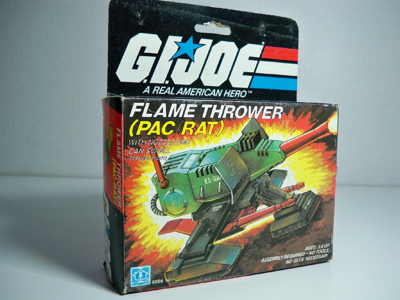 05413 1983 pac ratte mib versiegelten beutel flammenwerfer mint in der box