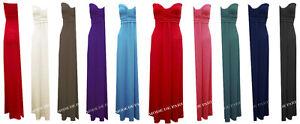 O21-NEW-WOMENS-LADIES-PLAIN-BOOBTUBE-STRAPLESS-BANDEAU-LONG-MAXI-JERSEY-DRESS