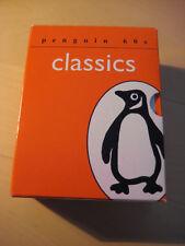 Penguin 60s Classics 10 kleine Büchlein englisch Penguin Book Topzustand wie neu