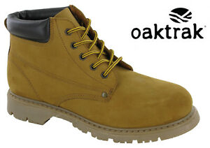 Womens Leather Ankle Walking Hiking Desert Work Fashion Honey Boots