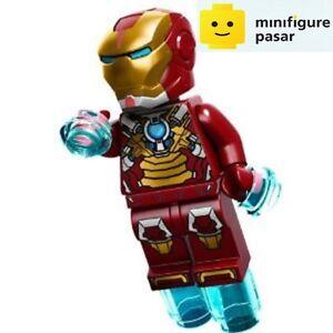 sh073-Lego-Super-Heroes-76008-Iron-Man-with-Heart-Breaker-Armor-Minifigure-New