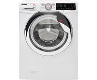 Hoover Dwtss134aiw3 'wizard Wifi' Washing Machine 13kg, 1400, Super Silent, A+++