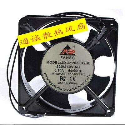 1pc new fan freeship FONSONING FSY12038HA2BL 12038 220v 12cm