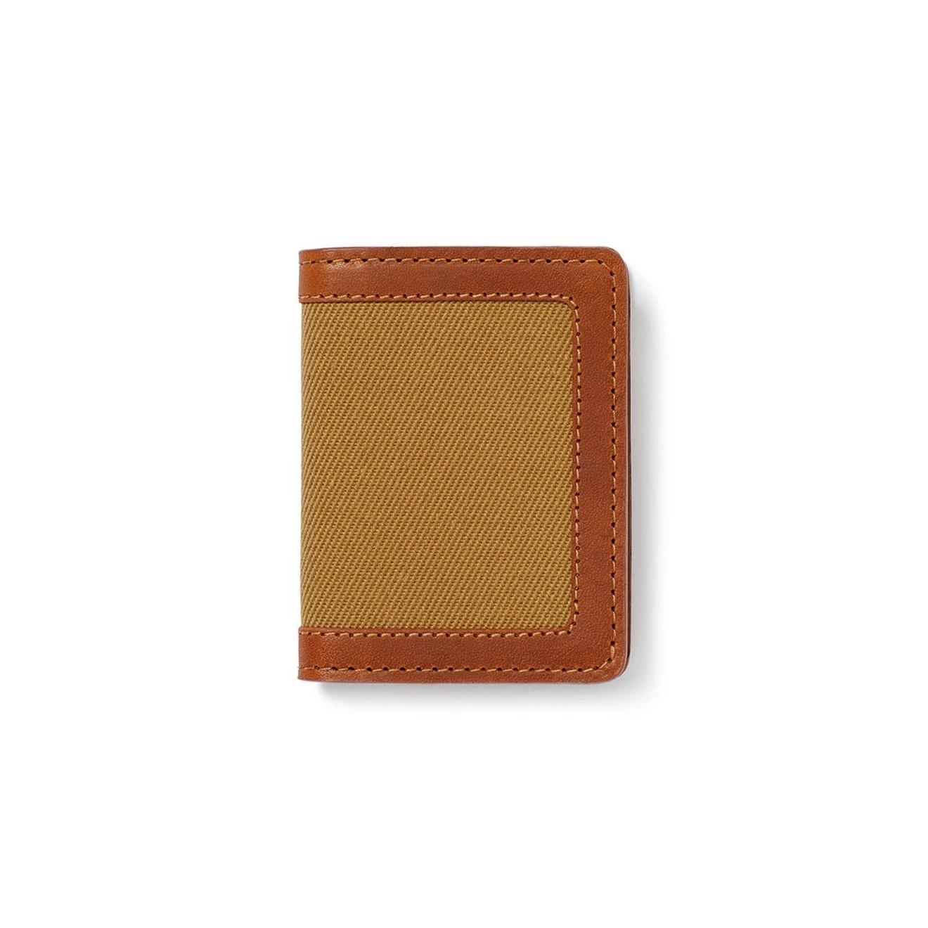 Filson Outfitter Wallet Tan