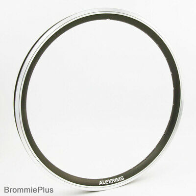 """Alexrim DA16 double wall rim 16"""" 349 fits Brompton and others"""