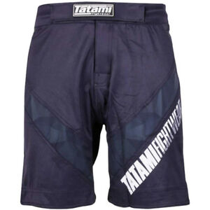 Tatami Navy Nexus Dynamic Fit MMA Fight Shorts