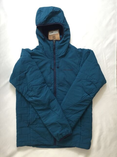 Patagonia Men Nano-Air Lightweight Full Zip Hoodie Deep Sea Blue  299 NWT  XXL 9e56d1a08